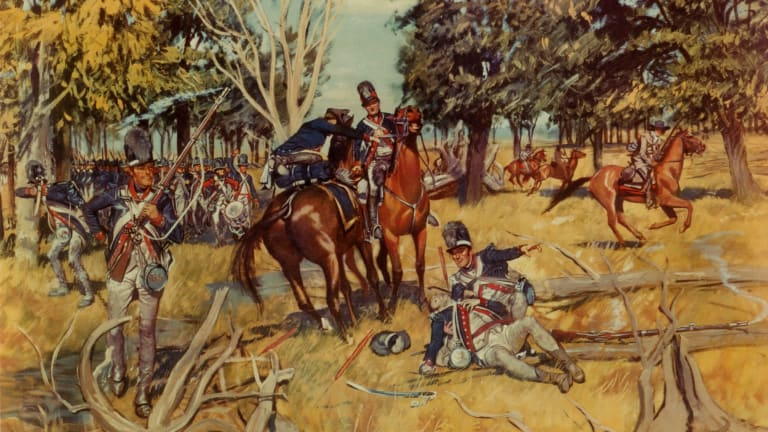 Battle of Fallen Timbers - HISTORY