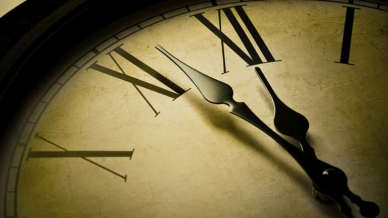 A Very Short History of the Leap Second
