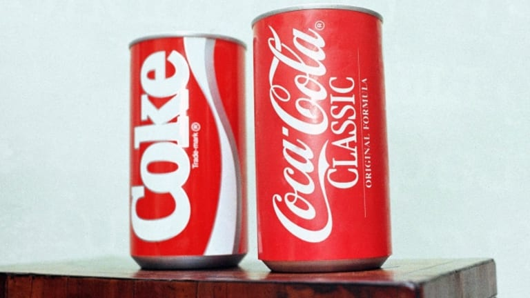 Why Coca-Cola's 'New Coke' Flopped