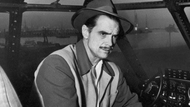 7 Things You May Not Know About Howard Hughes