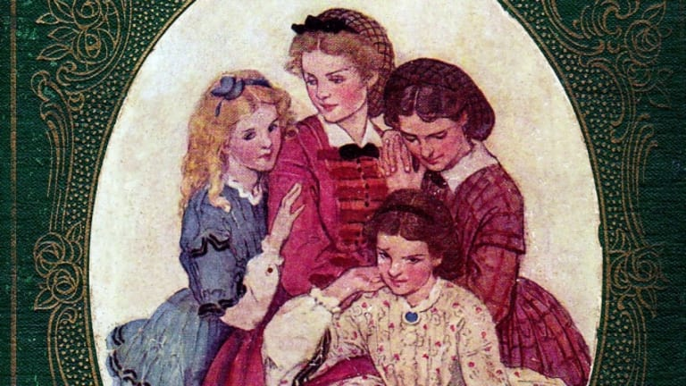 """Meet the Real-Life Family Behind """"Little Women"""""""