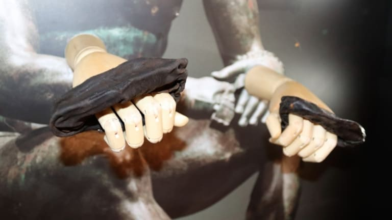 Only Known Boxing Gloves From Roman Empire Discovered