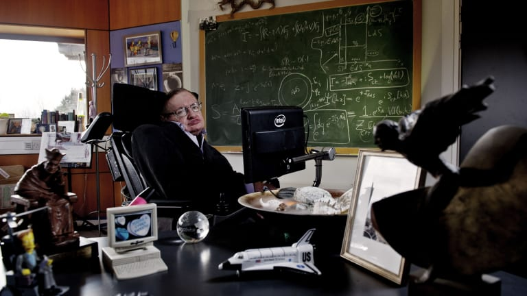 7 Things You Didn't Know About Stephen Hawking