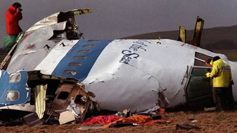 Remembering the 1988 Lockerbie Bombing