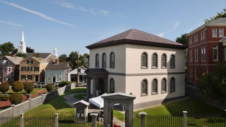 Oldest U.S. Synagogue Turns 250