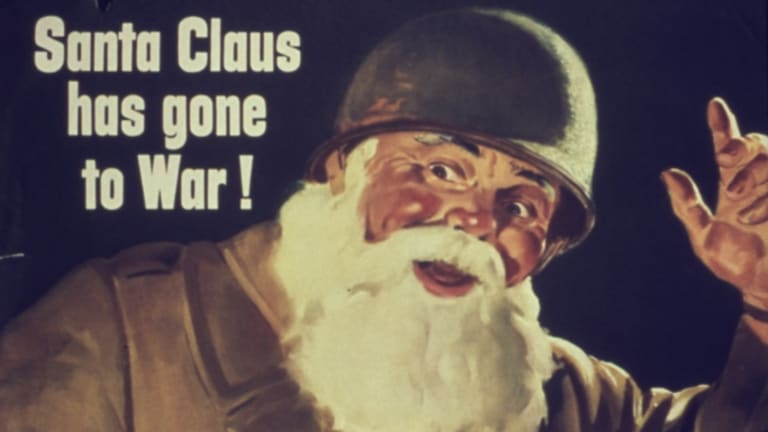 Santa Goes to War