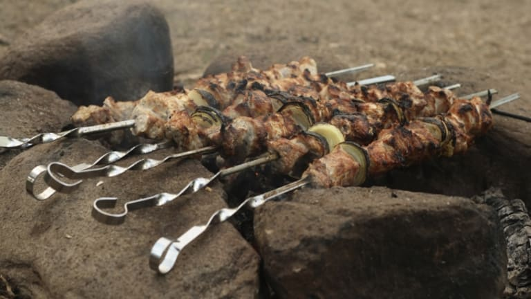 Grilling Tips from the Ancient Greeks