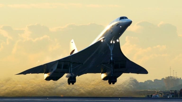 The Cold War Race to Build the Concorde