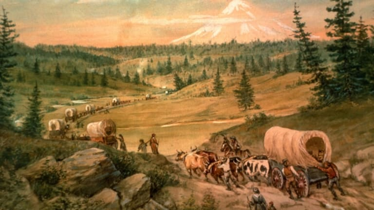 9 Things You May Not Know About the Oregon Trail
