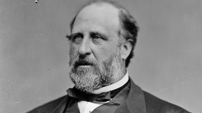 Boss Tweed's Flight from Justice