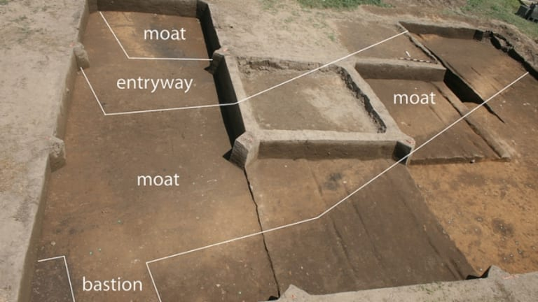 Archaeologists Discover Oldest Colonial Fort in U.S Interior