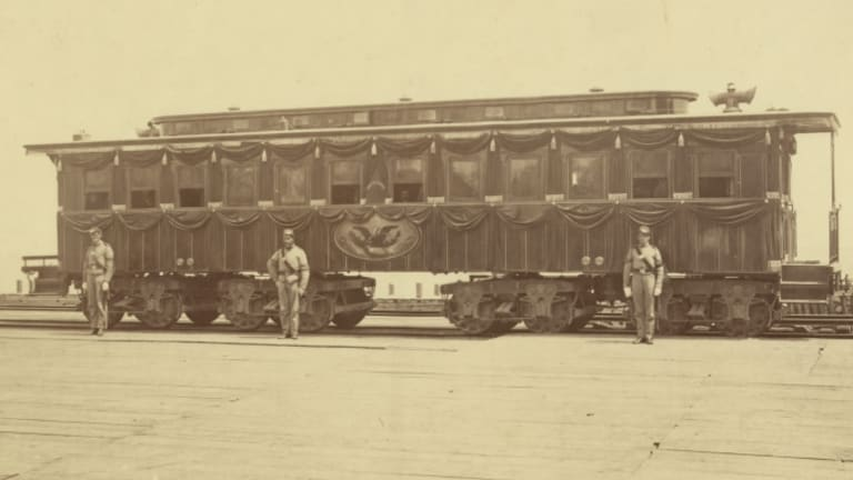 Chemist Solves Lincoln Funeral Train Mystery