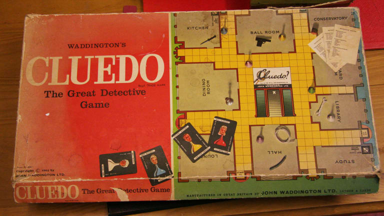 The Game Clue Was Borne of Boredom During WWII Air-Raid Blackouts