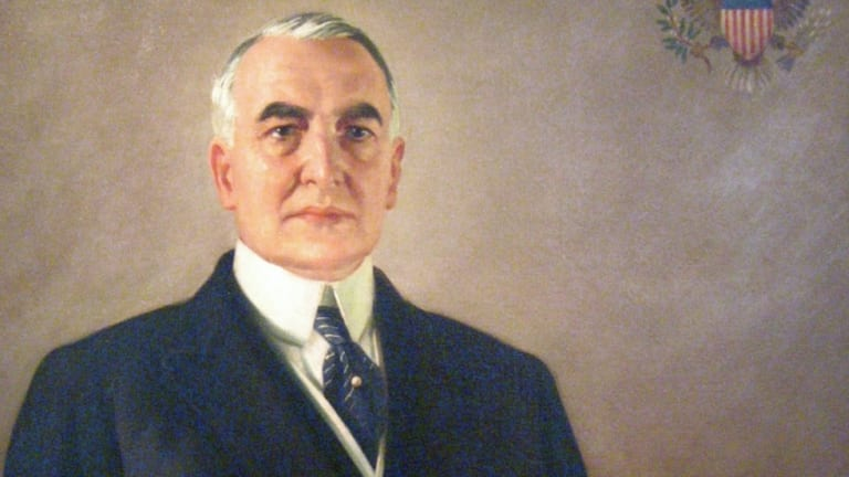 The Unexpected Death of President Harding