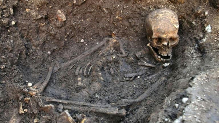 Parking Lot Remains Confirmed to Belong to Richard III