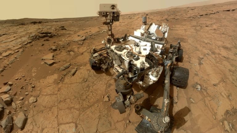 Ancient Mars Could Have Harbored Life, Rover Finds