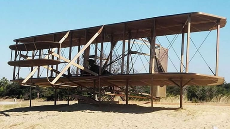 "In Connecticut, Wright Brothers No Longer ""First in Flight"