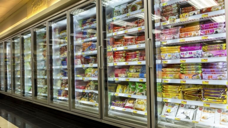 Who invented frozen food?