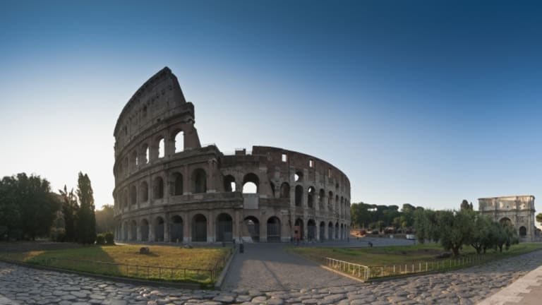 The Secrets of Ancient Roman Concrete