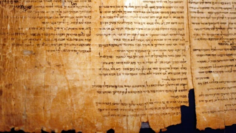6 Things You May Not Know About the Dead Sea Scrolls - HISTORY