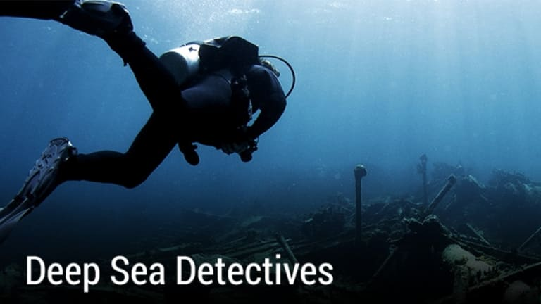 HISTORY Vault: Deep Sea Detectives