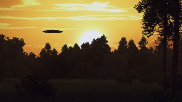 America's First UFO Sighting