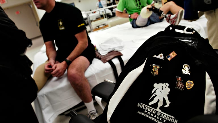 The Wounded Warrior Project: 12 Lessons in Leadership