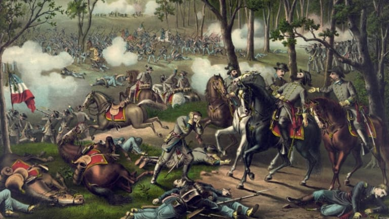 7 Things You May Not Know About the Battle of Chancellorsville