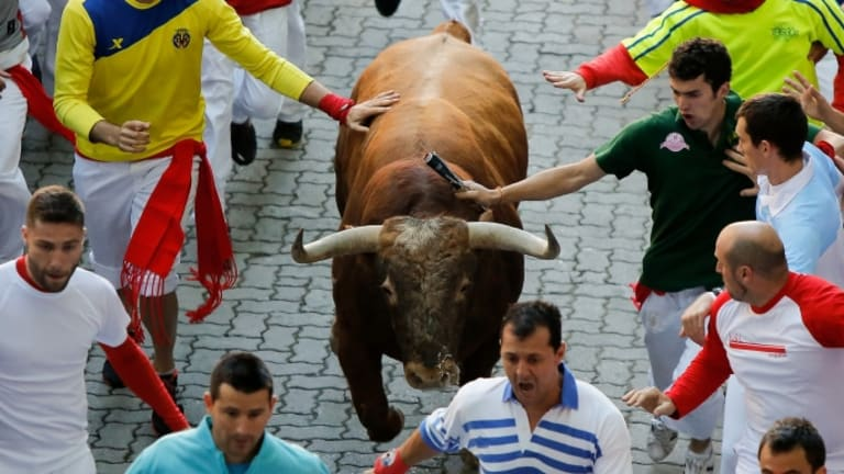 For Better or Worse, Running of the Bulls Comes to U.S.