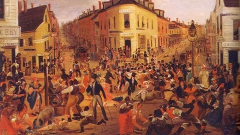 7 Infamous Gangs of New York