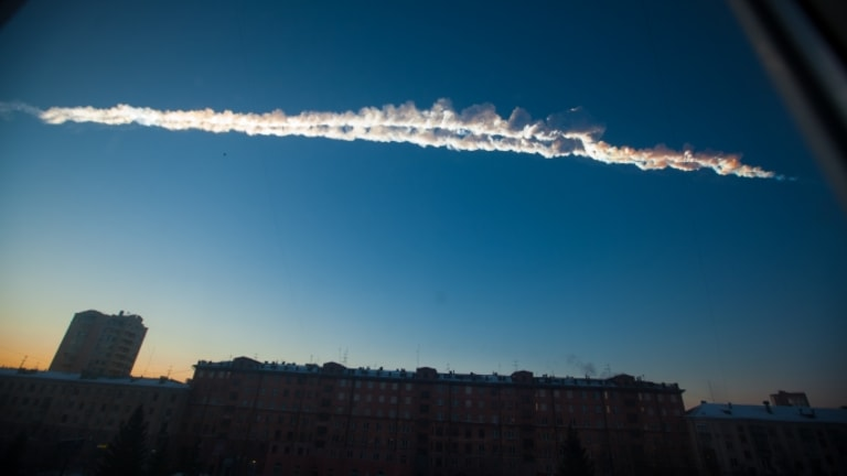 The Last Time a Meteor Rocked Russia