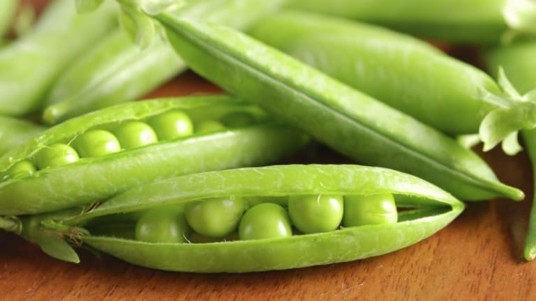 Lunch With Libby: Peas