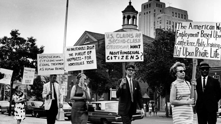 How LGBT Civil Servants Became Public Enemy No. 1 in the 1950s