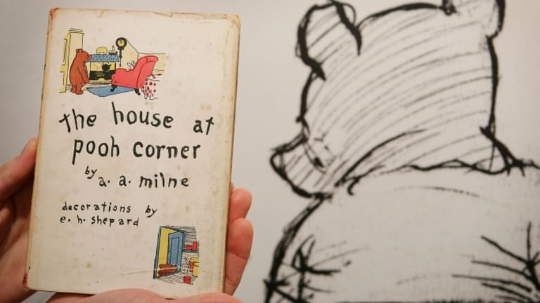 The True Story of the Real Life Winnie the Pooh HISTORY