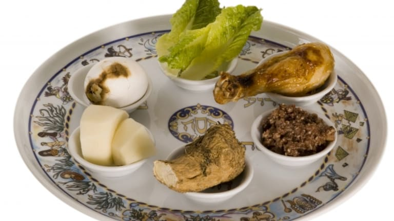 Food for Thought: The Seder Plate