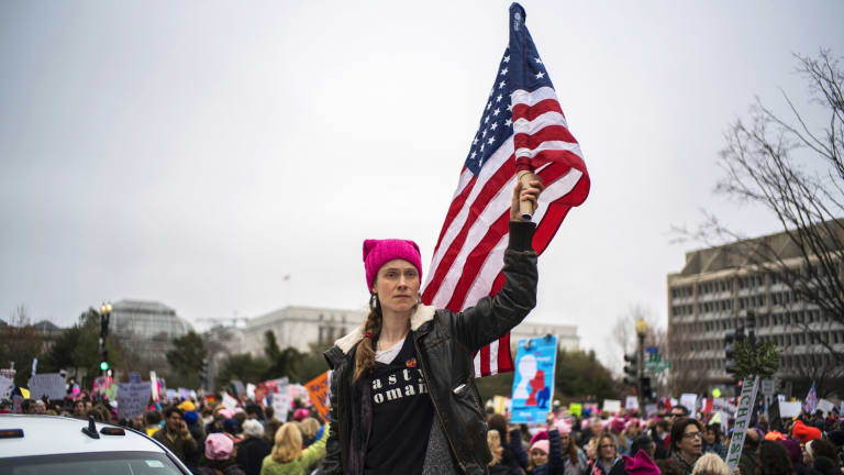 How I Came to Protest in Front of the White House I Had Worked In