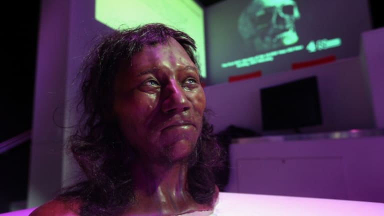 New Research Reveals Britain's Oldest Ancestor Had Dark Skin and Blue Eyes