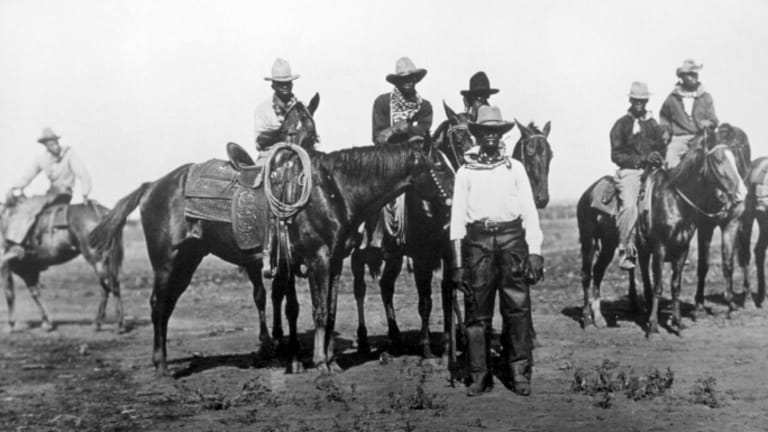 Was the Real Lone Ranger a Black Man?