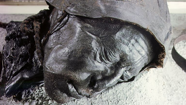 New Book Argues Bog Bodies Were Human Sacrifices