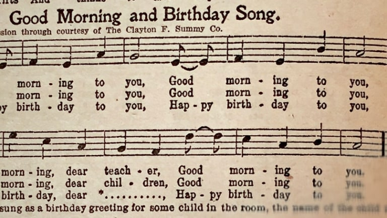 Judge Rules Copyright Of Happy Birthday To You Invalid