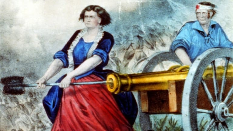 Who was Molly Pitcher?