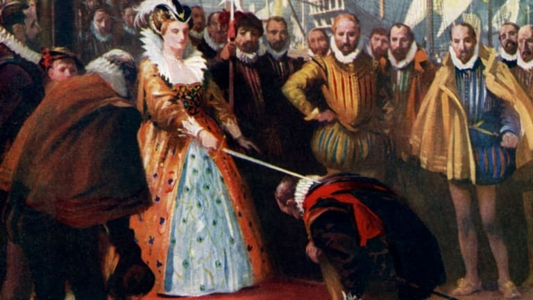 10 Things You May Not Know About Francis Drake