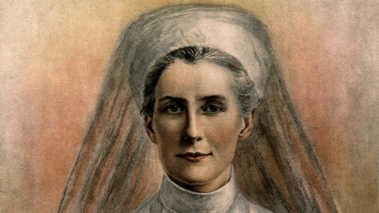 WWI Nurse Edith Cavell Executed, 100 Years Ago