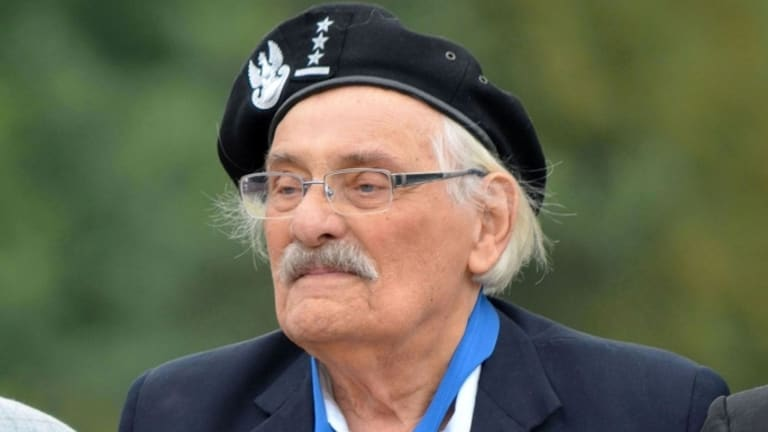 Last Survivor of Treblinka Dies at 93