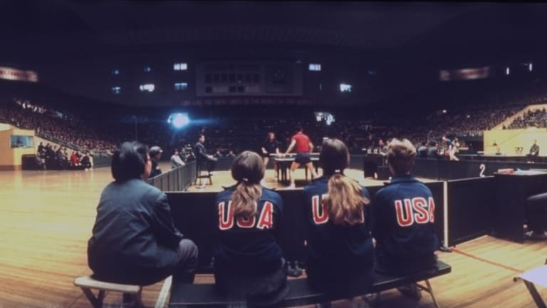 How Ping Pong Diplomacy Thawed The Cold War