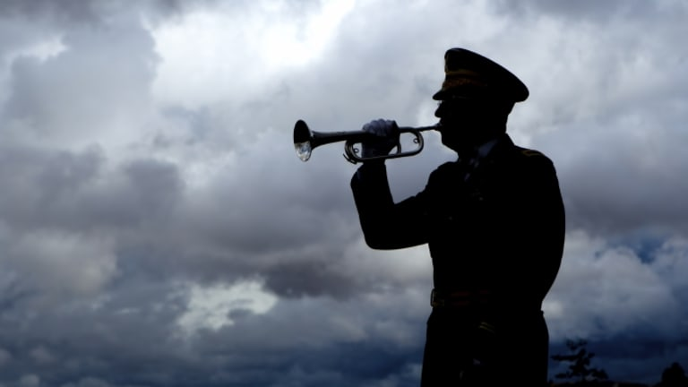 "How did ""Taps"" originate?"