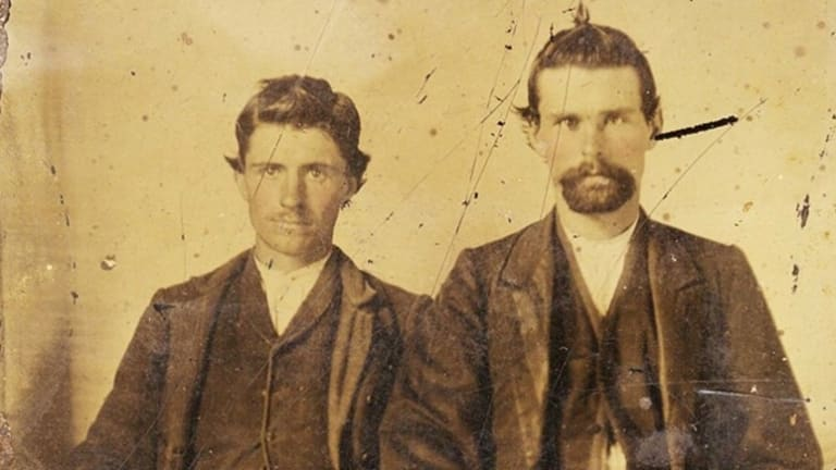 Is Photo Of Jesse James With Killer Real History