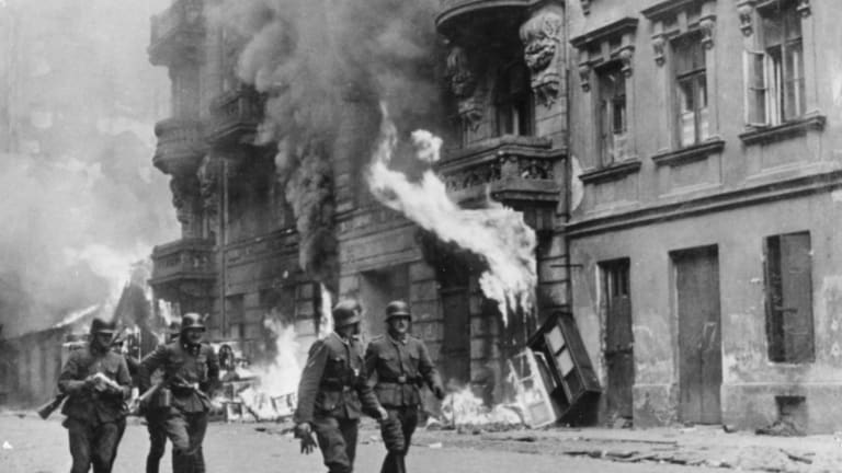 This Secret Archive Documented Life in the Warsaw Ghetto