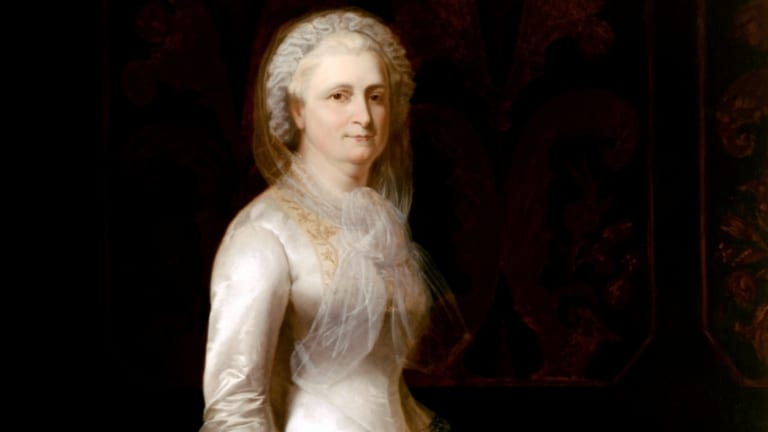 Why Martha Washington Was the Ultimate Military Spouse