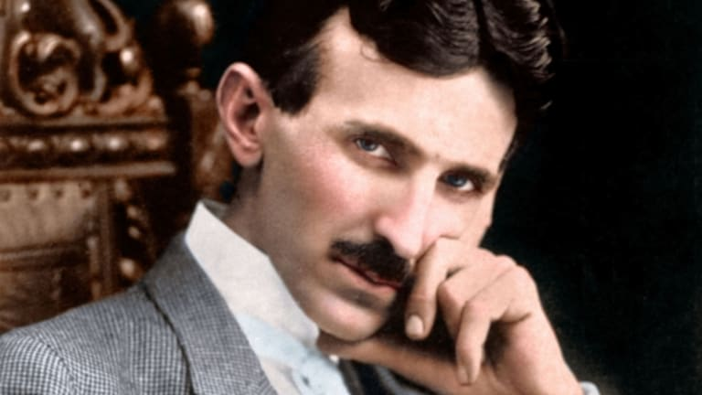The Mystery of Nikola Tesla's Missing Files